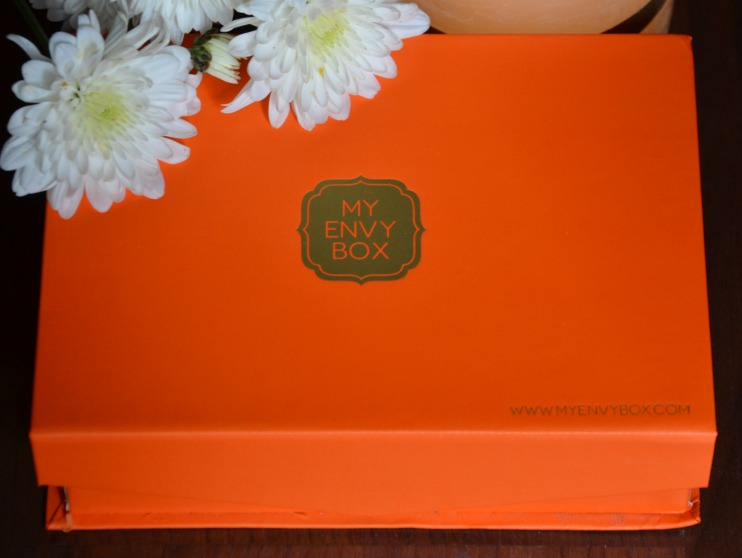 My Envy Box - June' 15 Subscription