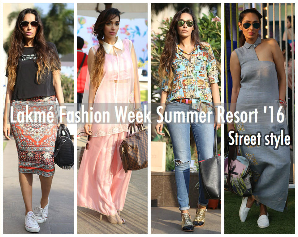 Lakme Fashion Week Summer Resort' 16