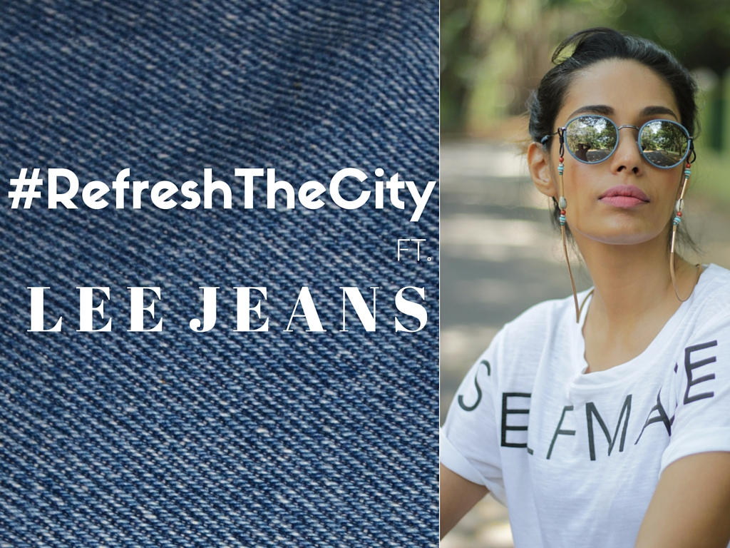 #RefreshTheCity Lee Jeans