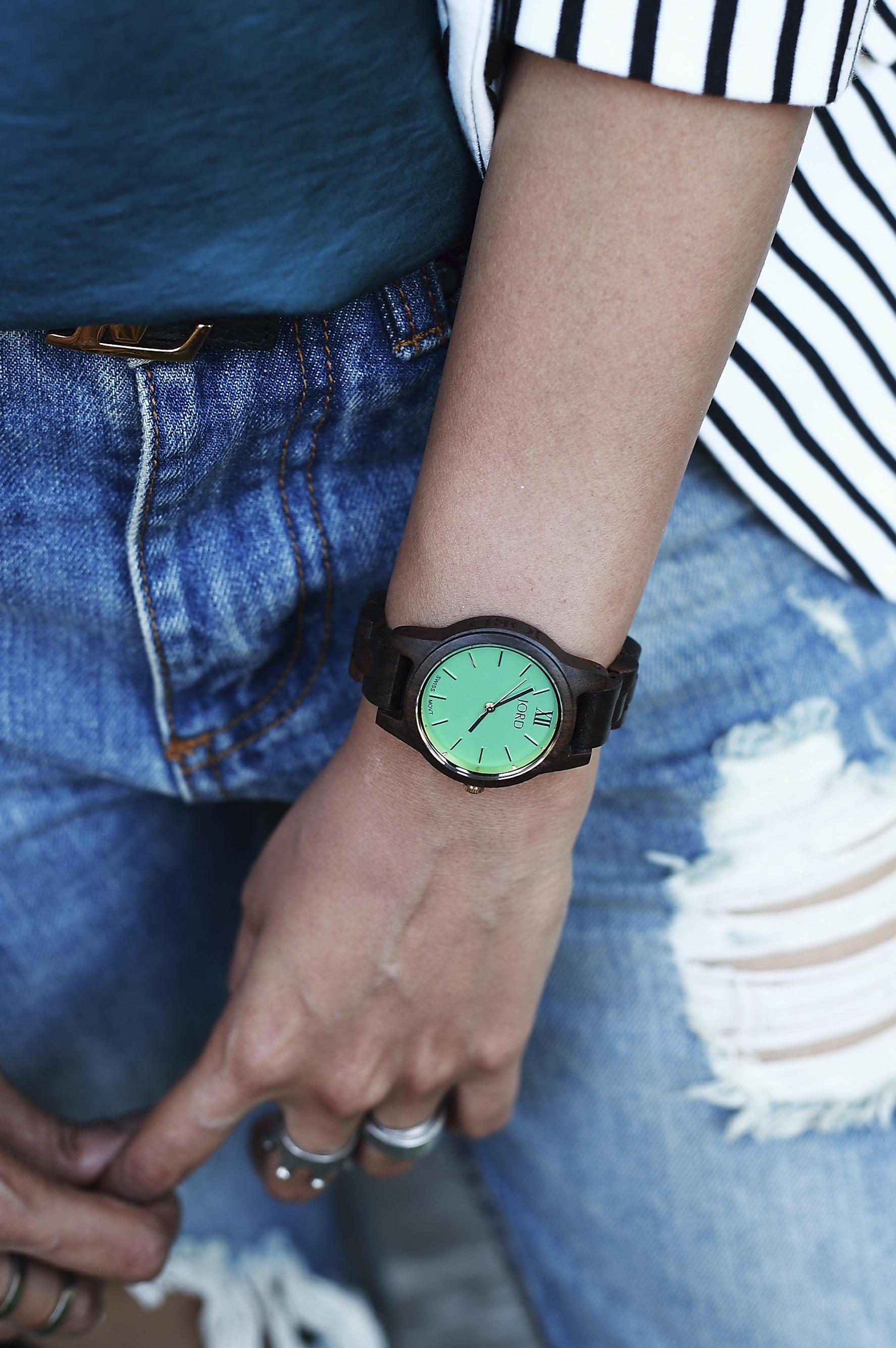 JORD Watches Wooden watches