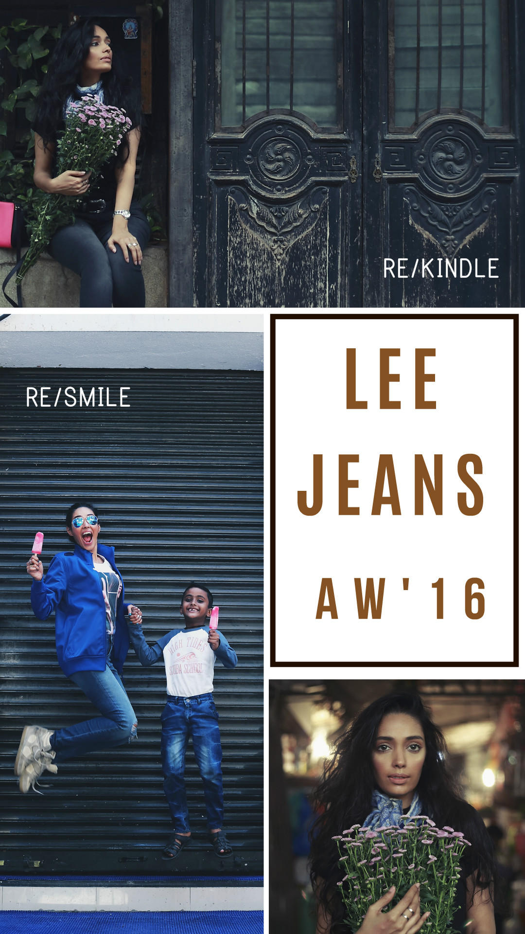 Lee Jeans AW16